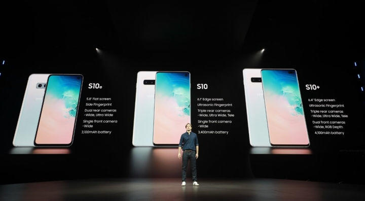 Samsung Galaxy S10 gsm