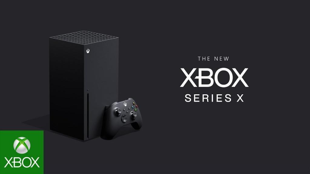 XBOX Series X console van MIcrosoft
