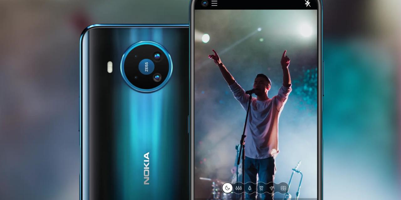 Nokia lanceert de eerste 5G smartphone