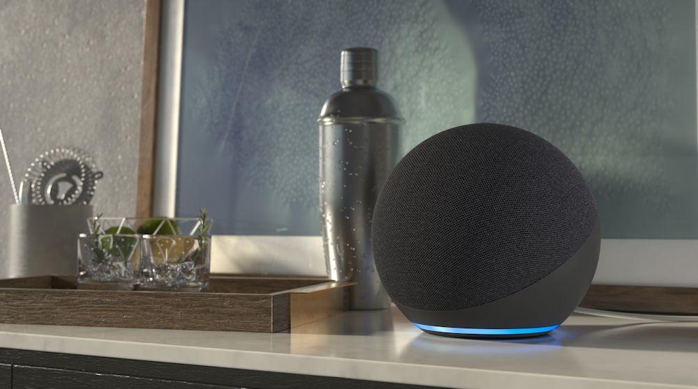 Amazon Echo Dot avec Alexa