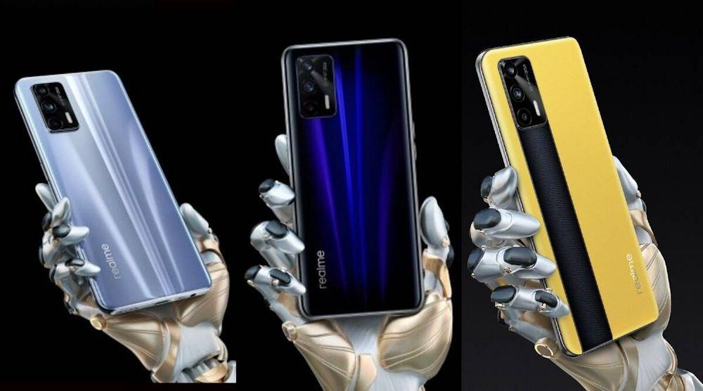 Realme GT Smartphones